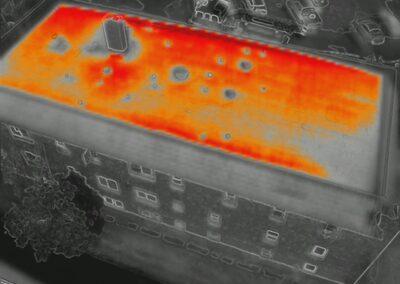 drone heat signature